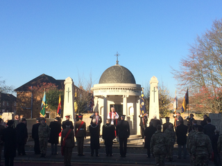 Bedford Branch of the Royal Anglian Regiment (Bedfordshire and Hertfordshire) Reunion and Remembrance Event