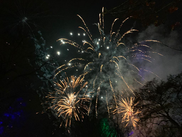 Bedford Christmas Lights Switch On 2019