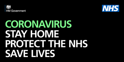 Stay At Home To Stay Safe And Fight The Spread Of Coronavirus Dave Hodgson Mayor Of Bedford Borough